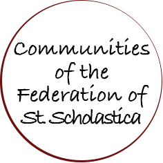 Button: Meet the communities of the Federation of St Scholastica.